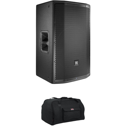"JBL PRX815W 15"" Loudspeaker and Bag Kit"