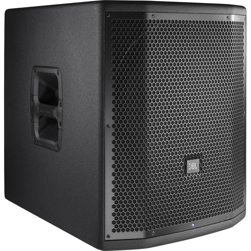 "JBL PRX815XLFW - 15"" Self-Powered Extended Low-Frequency Subwoofer System"
