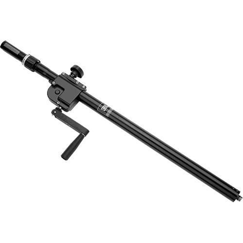 JBL SS5-BK Hand-Crank Pole for EON, PRX, STX, VTX Subwoofers (Black)
