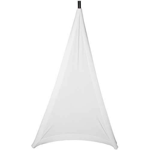 JBL BAGS Tripod Stretch Cover (One-Sided, White)