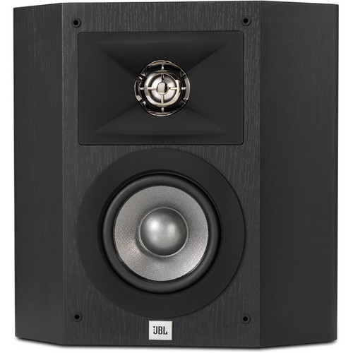 JBL Studio 210 Surround Speakers (Pair, Black)