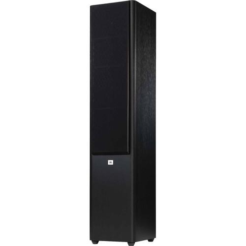 """JBL Studio 280 3-Way Dual 6.5"""" Floorstanding Speaker (Black)"""