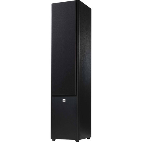"JBL Studio 290 3-Way Dual 8"" Floorstanding Speaker (Black)"