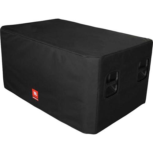 JBL Padded Cover for STX828S Speaker (Black, Open Handles)