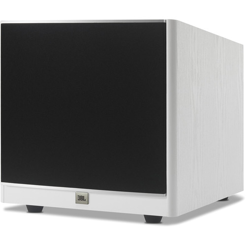 "JBL Arena Sub 100P 10"" Powered Subwoofer (White)"