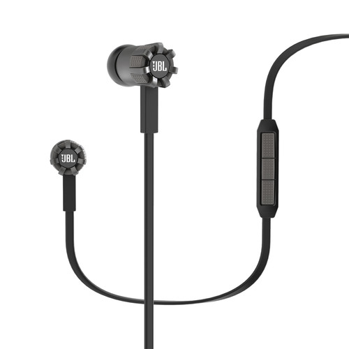 JBL Synchros S200i iOS In-Ear Headphones (Onyx)