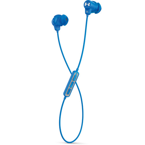 JBL Under Armour Sport Wireless In-Ear Headphones (Blue)
