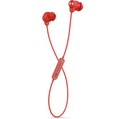 JBL Under Armour Sport Wireless In-Ear Headphones (Red)