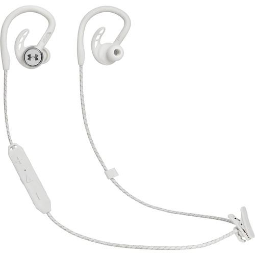 JBL Under Armour Pivot Wireless Sport In-Ear Headphones (White)