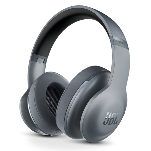 JBL Everest 700 Around-Ear Wireless Headphones (Gray)
