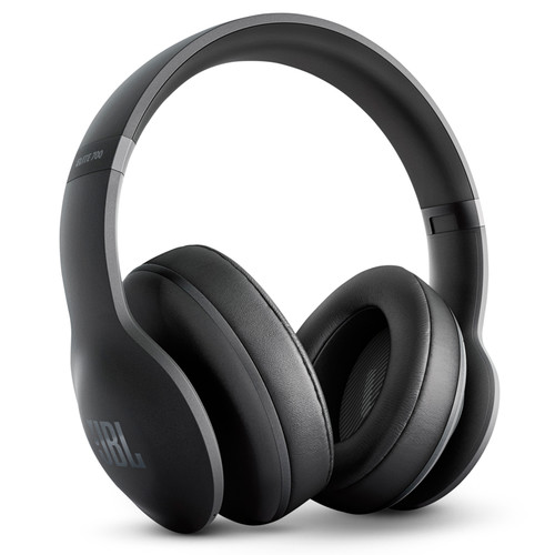 JBL Everest Elite 700 Around-Ear Wireless Headphones (Black)