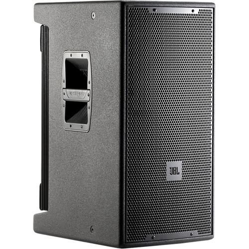 JBL VP7212/64DPDA - Powered 2-Way Loudspeaker System with DrivePack DPDA Input Module (Black)