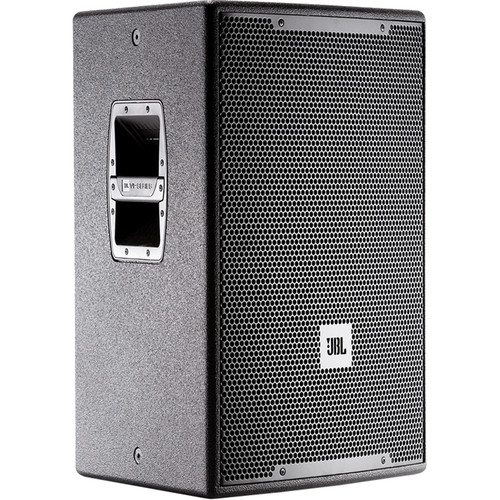 JBL VP7215/95DPC Powered 2-Way Loudspeaker System with DrivePack Amplifier Module (Black)
