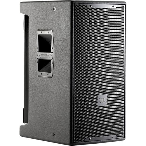 JBL VP7215/95DPDA - Powered 2-Way Loudspeaker System with DrivePack DPDA Input Module (Black)