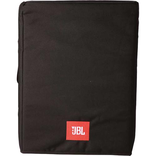 JBL Padded Cover for VRX918S Speaker (Black, Handle Flaps)