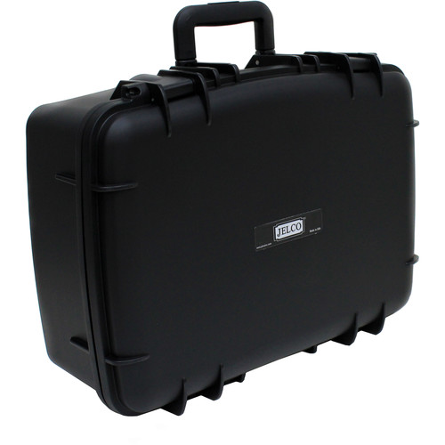 "JELCO Rugged Carry Case with DIY Customizable Foam (22.1 x 16.6 x 8.5"")"