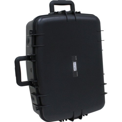 "JELCO Rugged Carry Case with DIY Customizable Foam (25.3 x 18.6 x 8.6"")"