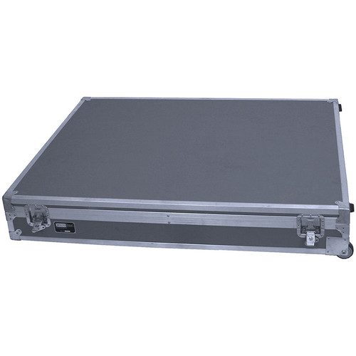 "JELCO ATA Shipping Case for 32"" Displays with Attached Table Stand"