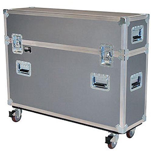 """JELCO JEL-PDP60T1 Compact ATA Shipping Case for 55 to 60"""" Monitors"""