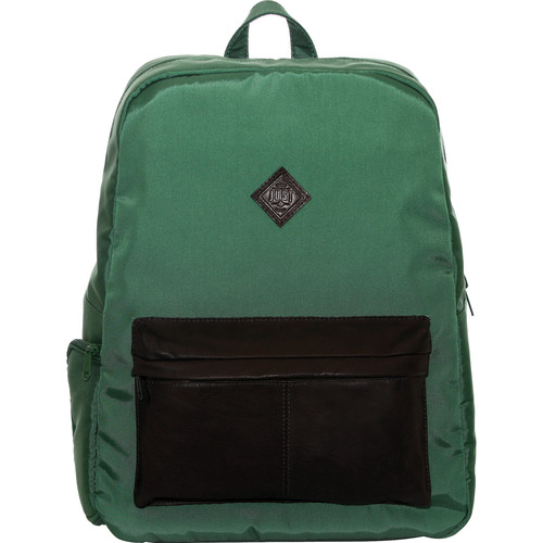 "Jill-E Designs JUST Dupont 15"" Laptop Backpack (Green)"