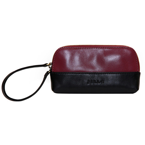 Jill-E Designs Osceola Smartphone Clutch (Berry/Black)