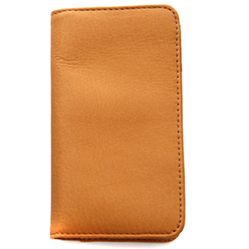 Jill-E Designs Leo Smartphone Wallet (Tan)