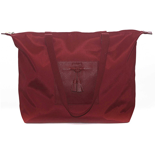 "Jill-E Designs Kara 10"" Tablet Tote (Red)"