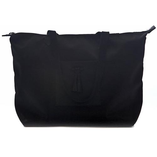 "Jill-E Designs Kara 10"" Tablet Tote (Black)"