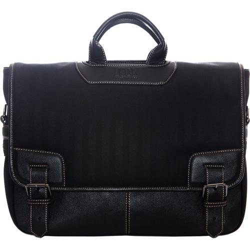 """Jill-E Designs Daniel Messenger Bag for 15"""" Laptop (Black)"""