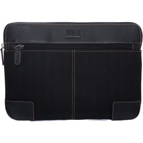 "Jill-E Designs Brixton Sleeve for 15"" Laptop (Black)"