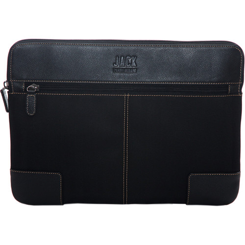"Jill-E Designs Brixton Sleeve for 13"" Laptop (Black)"