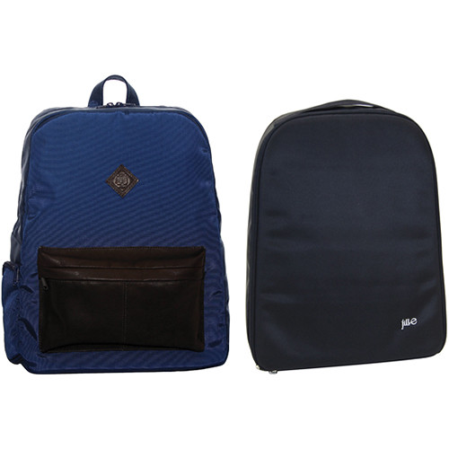"""Jill-E Designs JUST Dupont 15"""" Laptop Backpack with Camera Insert (B&H Kit)"""