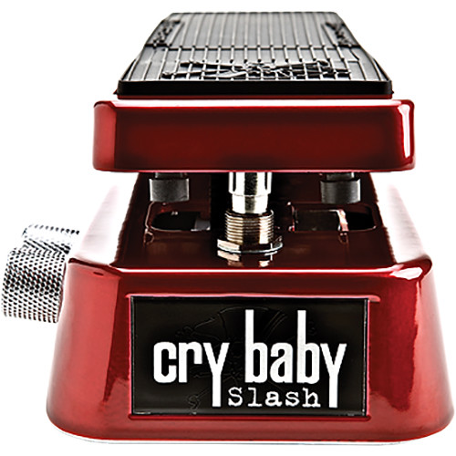 Dunlop SW95 Slash Signature Cry Baby Wah with Distortion