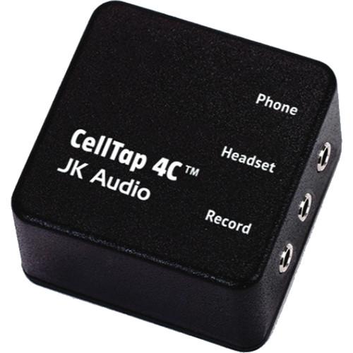 JK Audio CellTap 4C Wireless Phone Audio Tap Adapter