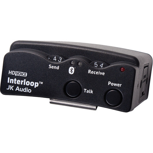 JK Audio Interloop - Wired/Wireless Intercom Beltpack
