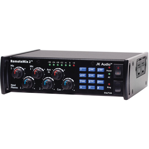 JK Audio RemoteMix 2 Broadcast Field Mixer