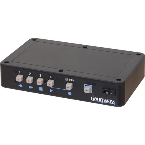 JLCooper 4 Port Gang Roll Switcher And Trigger Box