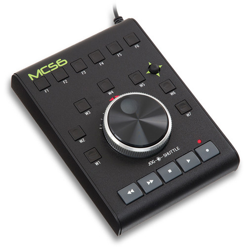 JLCooper MCS6 USB Media Control Station