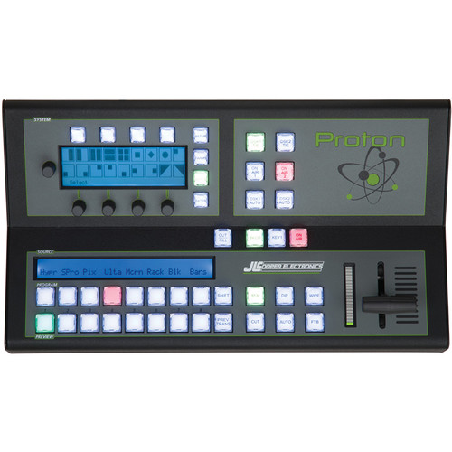 JLCooper Proton Switcher Control Surface