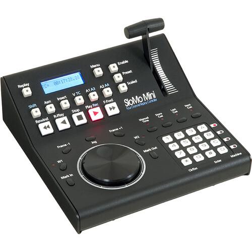 JLCooper SloMo Mini Four Channel Replay Controller