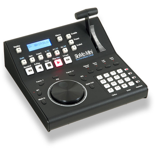 JLCooper SloMo Mini Four Channel Replay Controller