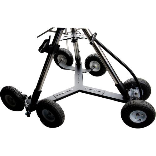 "JMI Telescopes Universal Wheeley Bar (Medium, 10"" Wheels)"