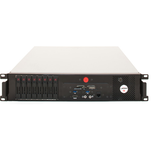 JMR Electronics Mac Mini Lightning Thunderbolt/RAID Rackmount Work Station