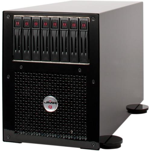 JMR Electronics Lightning XQ PCIe to Thunderbolt 2 Desktop 8-Bay RAID Enclosure