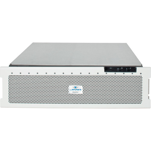JMR Electronics 64TB (16 x 4TB) 3G BlueStor Sixteen-Bay SHARE Network Storage Server