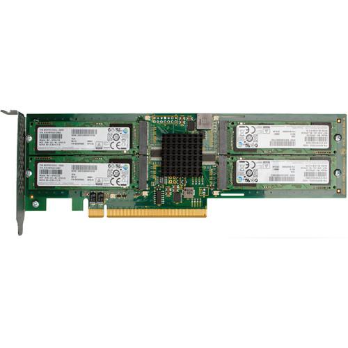 JMR Electronics 1TB SiloStor NVMe Single Drive Internal SSD Module