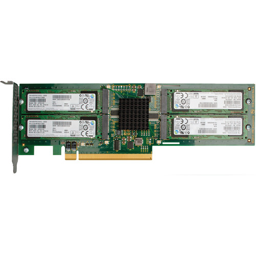 JMR Electronics 1TB SiloStor NVMe Single Drive Internal SSD Module
