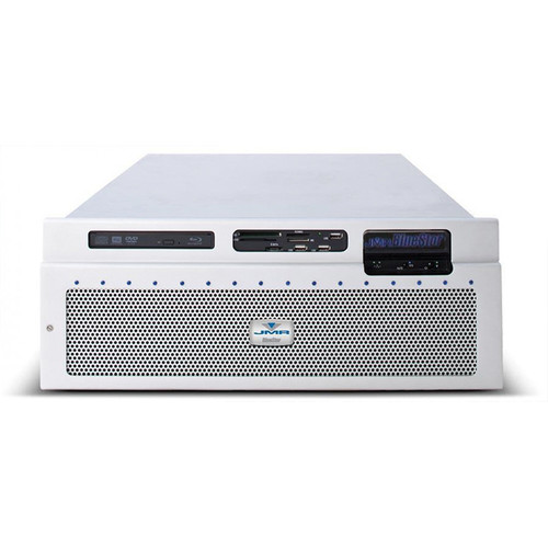 JMR Electronics DigiLab 16-Bay 4 RU Video Server with Dual RAID (96TB)