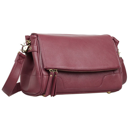 Jo Totes Abby Camera Bag (Marsala)