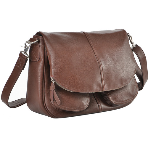Jo Totes Betsy Camera Bag (Chocolate)